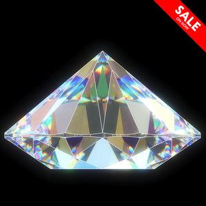 diamond bloom hdri model
