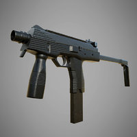mp9 3D model