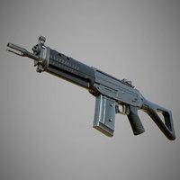 SIG SG 552 Commando