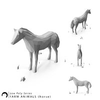 stylized animal 3D