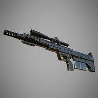 Desert Tech SRS-A1