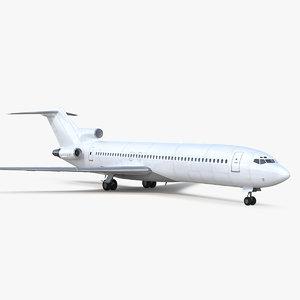 boeing 727-200 generic model