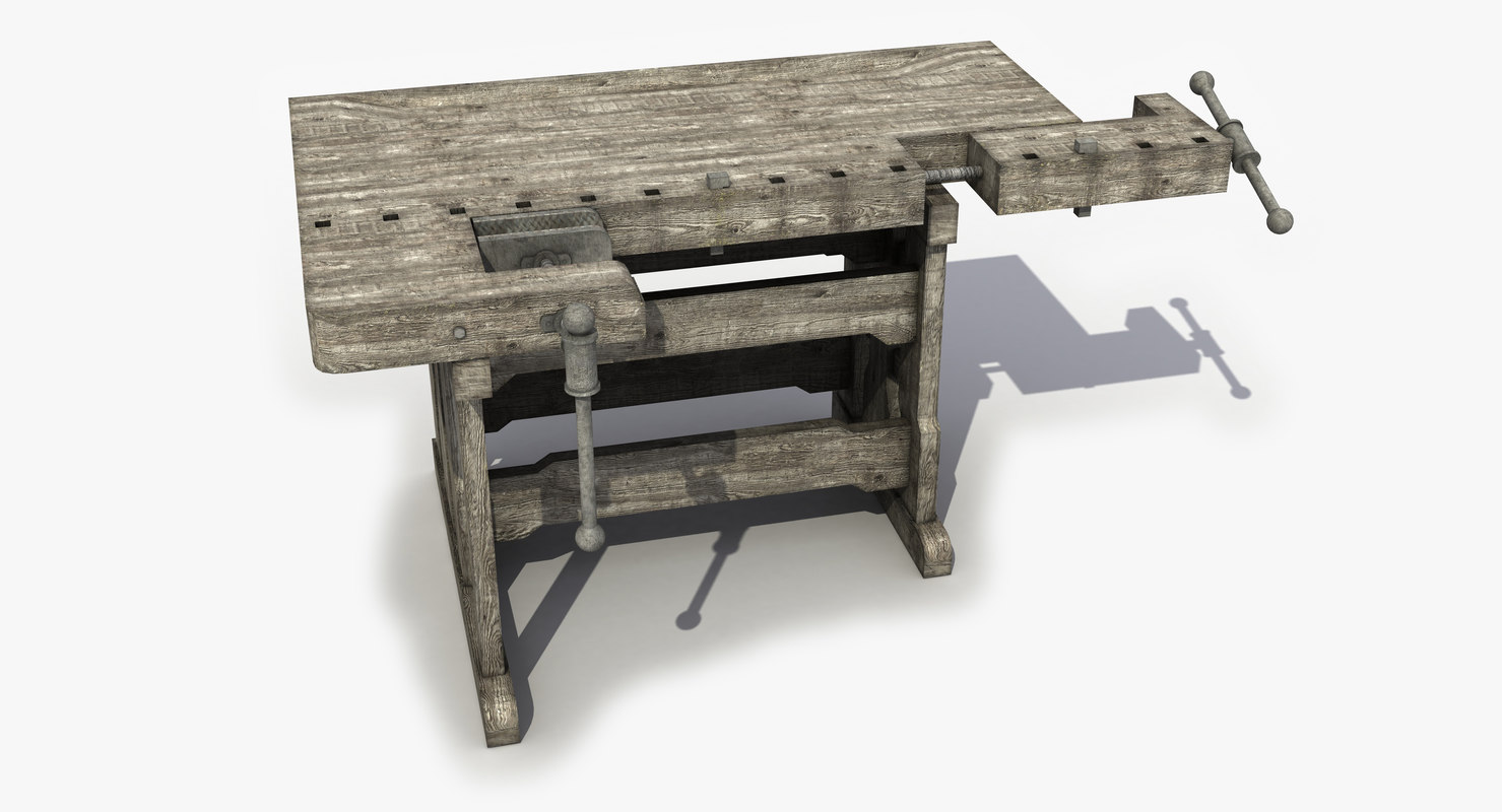 3D workbench works