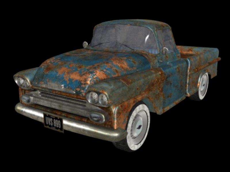 chevy truck model