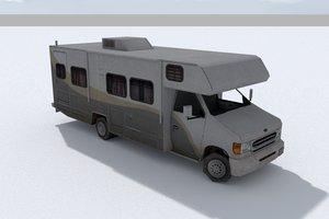 caravan games 3D