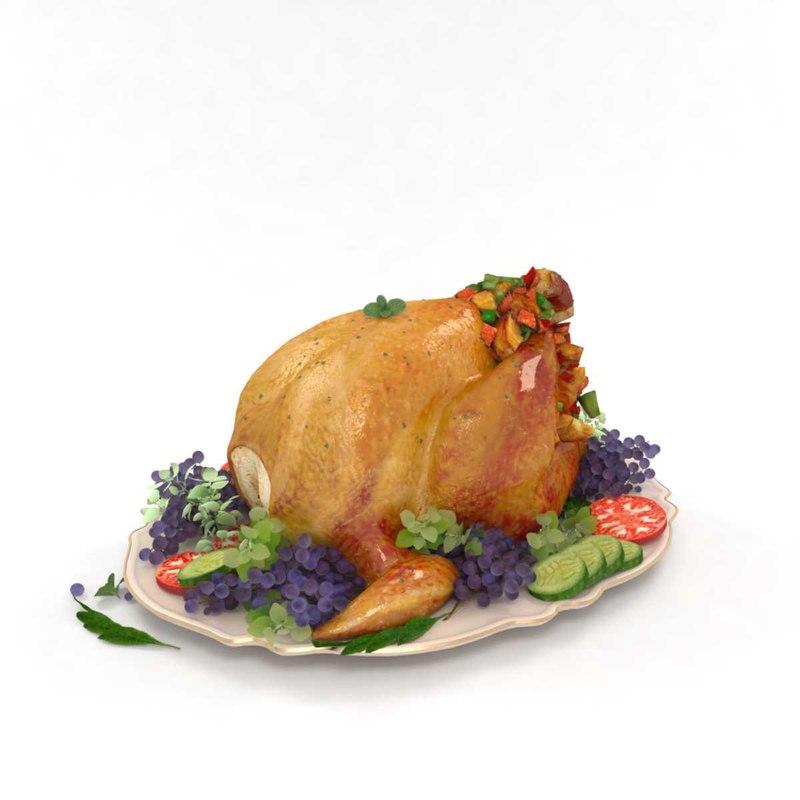 turkey chicken grill model