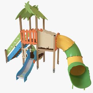 children s clide 3D