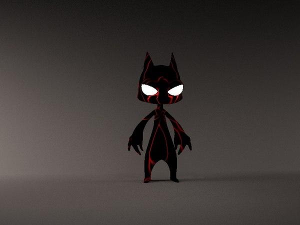 devil model