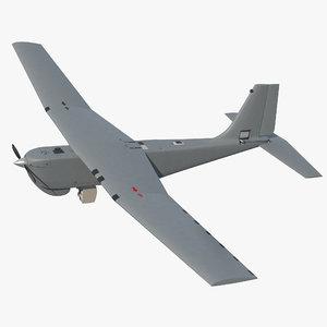 3D remote controlled uas rq-20b