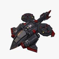 3D spaceship games