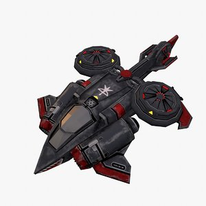 3D spaceship games