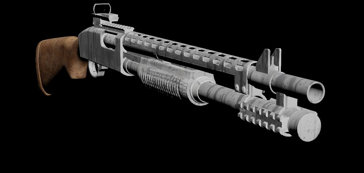 remington 870 model