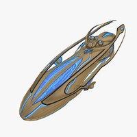 Spaceship CAR