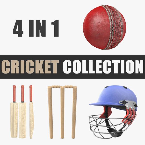 3D cricket 3
