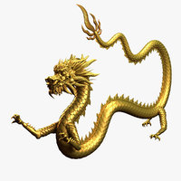 Asian Chinese Dragon 05
