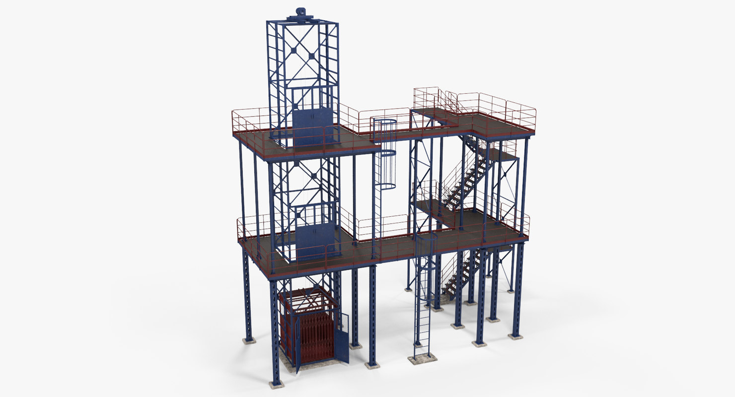 combined metal constructions model