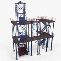 combined metal constructions model