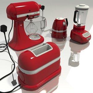 small appliance 3D model