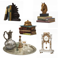 antique decoration 3D model