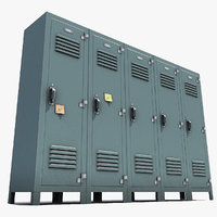 Openable Lockers