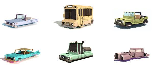 flying cars model