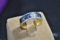 3D ring gem matrix