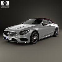 3D model mercedes mercedes-benz s-class