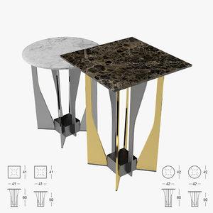 table v-ray 3D model
