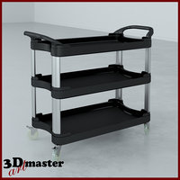 3D medium duty stain resistant model