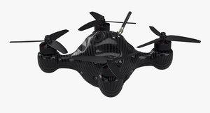 nimbus racing drone 3D model
