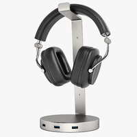 bowers wilkins p7 3D