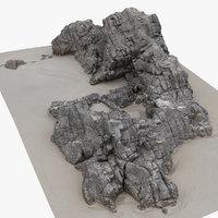 Rock 3D Scan 27