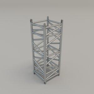 3D model super truss