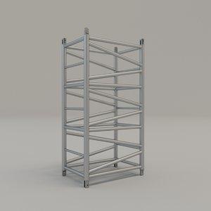 3D super truss