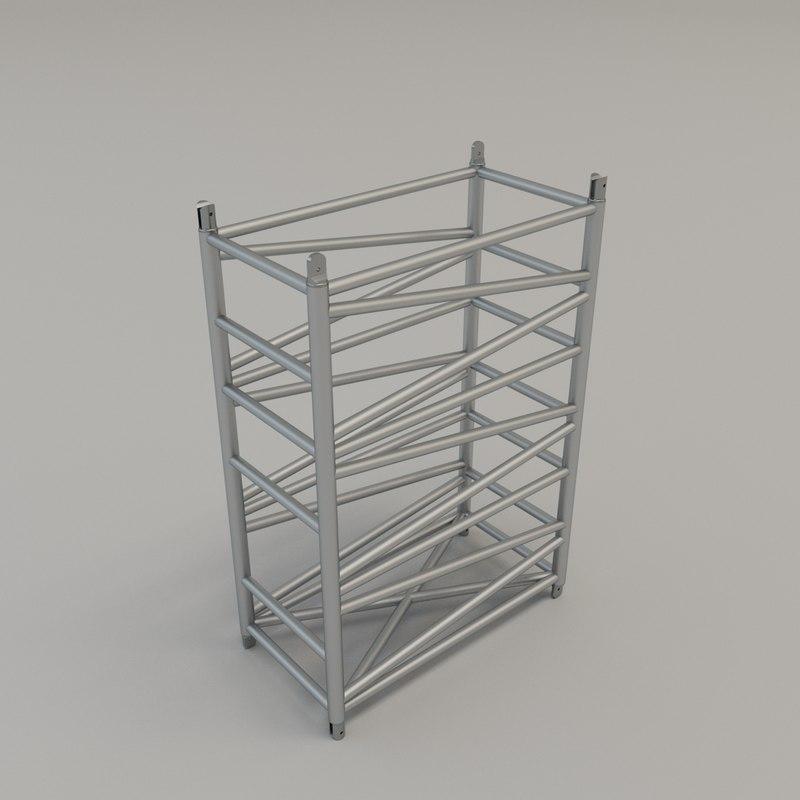 super truss 3D model