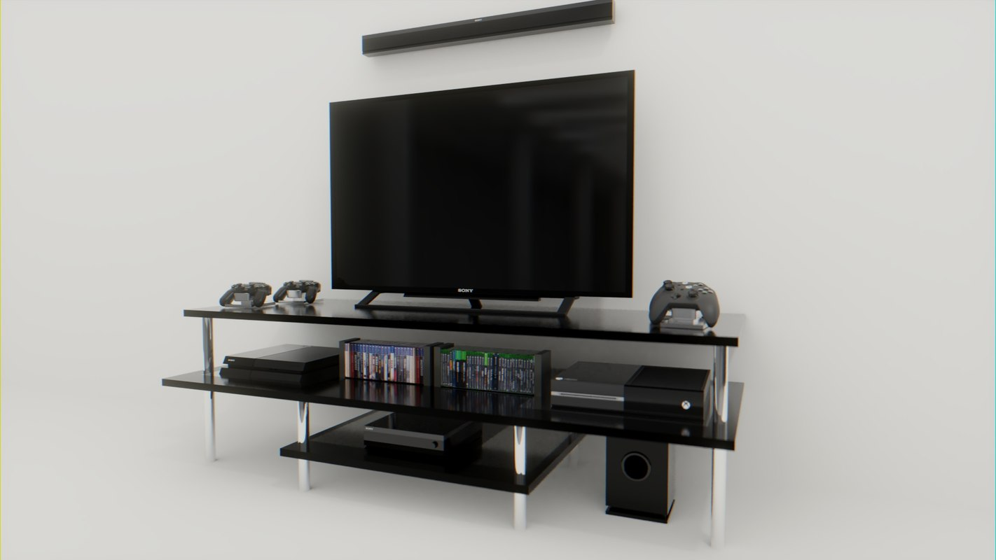 3D stand xbox ps4