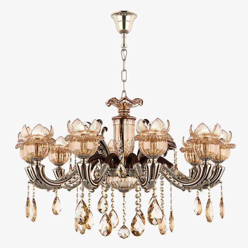 3D chandelier md 89360-10 osgona