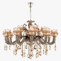 chandelier md 89360-12 6 3D model