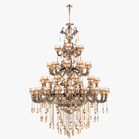 3D chandelier md 89360-53 osgona model