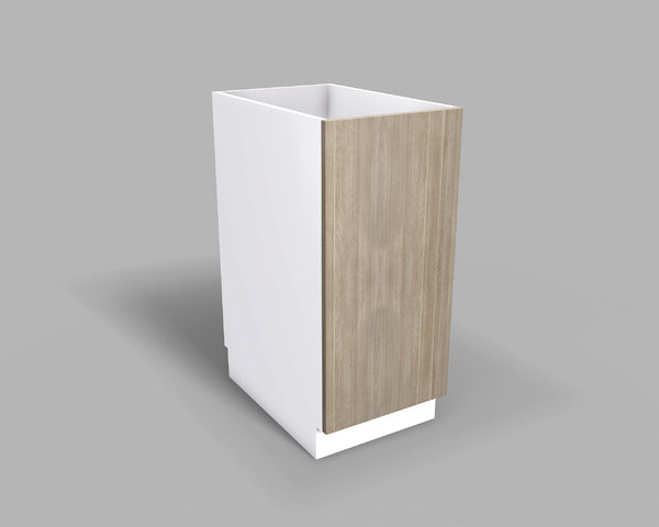 kitchen base cabinet 40 3D model