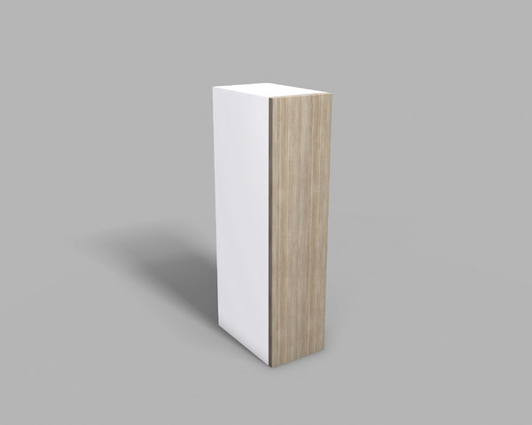 kitchen upper cabinet 20 3D model