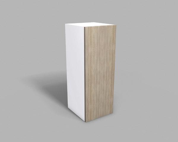 3D model kitchen upper cabinet 30