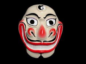 3D mask asian