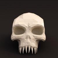 skull sk 3D model