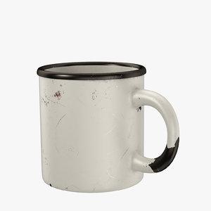 mug iron model