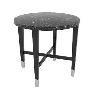 kiron table capital 3D model