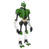 robot mascot character 3D