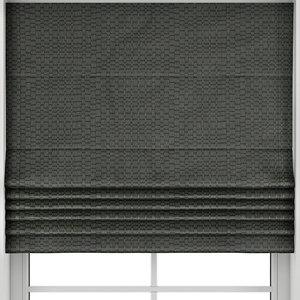 3D roman blinds