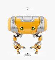 3D robot robotic