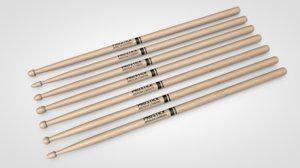 drum sticks 3D model